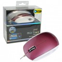 USB Optical Mouse LEXMA (M710) Plnk/White (SVOA)