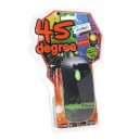 USB Optical Mouse 45 DEGREE (F-45) Black/Green