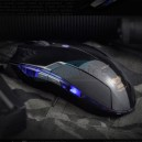 USB Optical Mouse E-BLUE (EMS108BK) Gaming Black