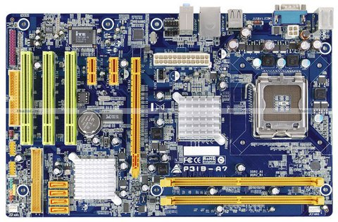 Intel Socket 775 Retail