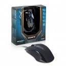 USB Laser Mouse GIGABYTE (GM-M8000X) Gaming Black Promo! 210 Ready Point
